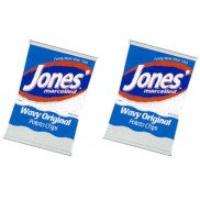 2 Bags 14 oz. Jones Original Wavy Potato Chips