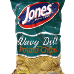 Wavy Dill Potato Chips 9 oz, 2.25 oz