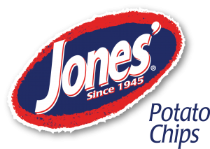 Jones Chips Logo