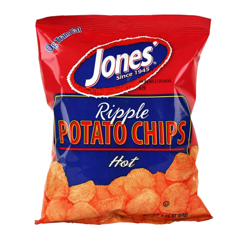 Ripple Hot Potato Chips 2.25 oz