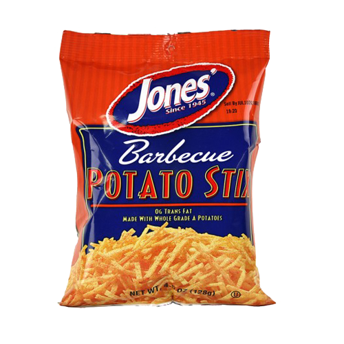 BBQ Potato Stix 4.5 oz