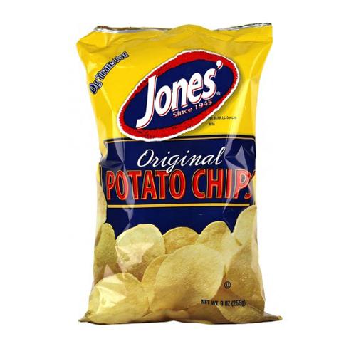 Original Potato Chips 9 oz, 2.25 oz, 1 oz