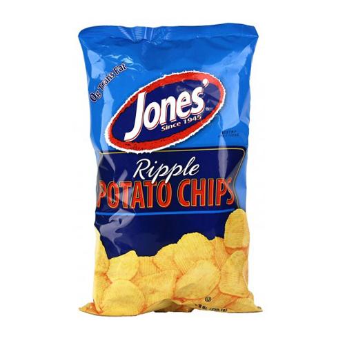 Ripple Potato Chips 9 oz, 2.25 oz
