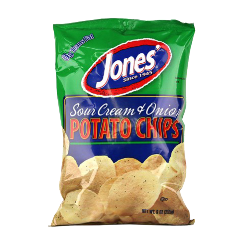 9 oz mix match 2 bags jones potato chip company. Black Bedroom Furniture Sets. Home Design Ideas