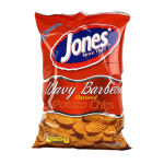 Wavy BBQ Potato Chips 9 oz, 2.25 oz, 1 oz